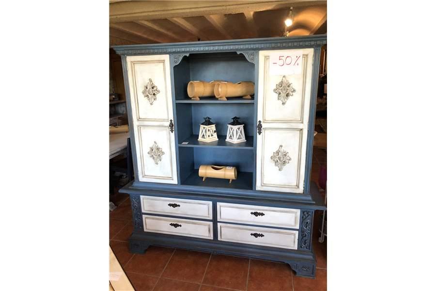Mueble de comedor vintage - El Roure Vell - Muebles rústicos en Pont ...